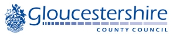 Glos Council Logo