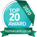 Top 20 Homecare Award